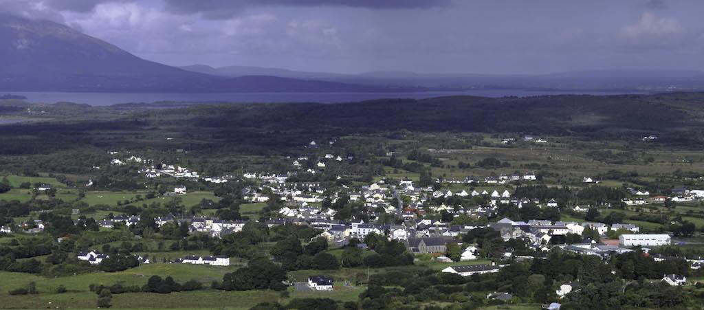 Overlooking Foxford