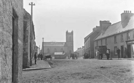 Vintage Up Main Street