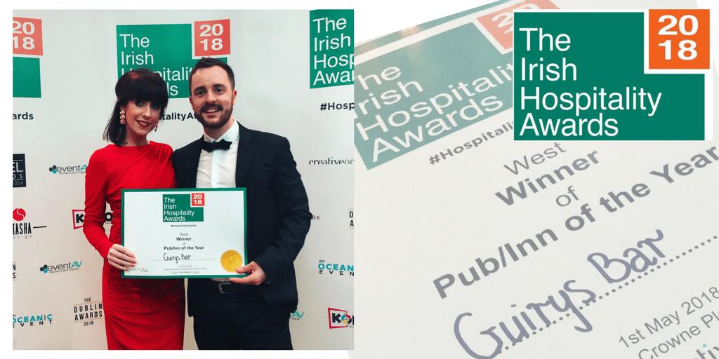 Irish Hospitality Awards