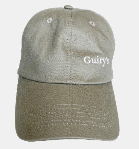 Guirys Bar Hat Front